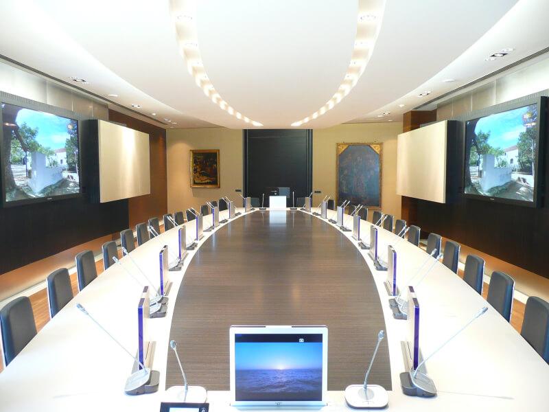 Bankia Sala Consejo