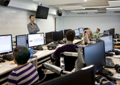 Berklee (classrooms & techlabs)