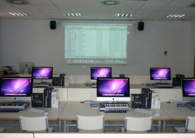 Conservatorio (aula electroacústica)